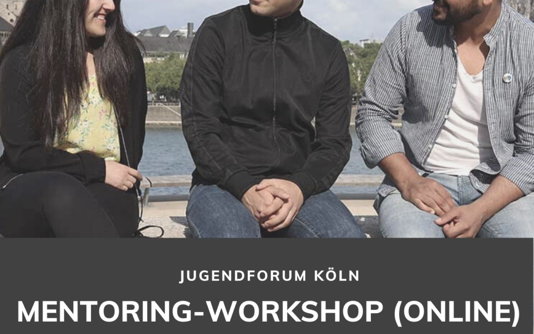 Mentoring-Workshop (online)