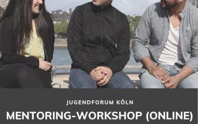 Mentoring-Workshop (online)